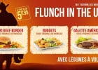 Flunch in the USA  - Flunch in the USA