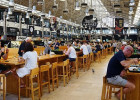Food court, food hall et food market en France  - Food court, food hall et food market