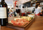 Francesca : la diversité culinaire italienne à l'honneur  - Planche de charcuteries et de fromages