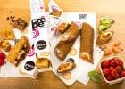 Grumo, la crêperie version fast-food à Lyon  - Crêpe chez Grumo