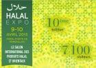 Halal Expo 2013  - Affiche du salon
