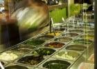 Jour et son parcours gourmand  - Choix d'ingrédients pour une salade