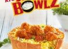 KFC s'essaie au bol qui se mange  - Rice Bowlz