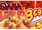 L'Asiana La boite à Pizza  - Pizza Asiana