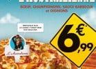 L'Australienne chez Domino's Pizza  - La pizza Australienne