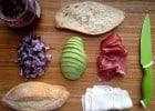 L'avocat, l'ingrédient healthy pour vos sandwichs  - Sandwich à l'avocat