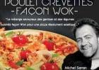 La Boîte à Pizza et son Poulet Crevettes Façon Wok  - Pizza Poulet Crevettes façon wok
