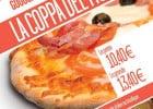 La Coppa Del Mundo chez Le Kiosque à Pizzas  - Pizza la Coppa Del Mundo