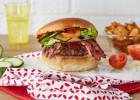 La France à l'honneur à La pataterie  - Burger Méditerranée