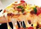 La Nueva Collezione italiana de Pizza Hut  - Pizza fondante de fromage