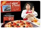 La Parmigiana de Tutti Pizza  - Pizza Parmigiano
