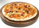 La pizza moitié-moitié chez Mister Pizza  - Pizza Basque