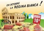La Régina Bianca chez Pizza Bonici  - Pizza Regina Bianca