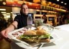 La restauration rapide en France  - Plateau de sandwich