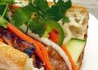 Le Banh Mi, nouveau sandwich à la mode  - Sandwich Banh Mi