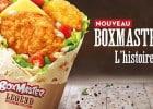 Le Boxmaster de nouveau à l'affiche chez KFC  - Boxmaster Legend