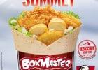 Le Boxmaster Mountain KFC  - Boxmaster Montain