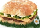 Le géant Américain Mc Donald's met les produits fr  - Burger Le Charolais