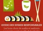 Le guide des sushis responsables  - Le Guide des Sushis Responsables
