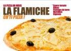 Le Kiosque à pizzas et la pomme de terre  - Pizza La Flamiche