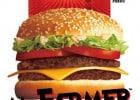 Le Mc Farmer est de retour chez McDonald's  - Publicité du McFarmer