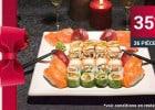 Le menu Suki pour la Saint-Valentin chez Eat Sushi