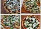 Le prix des Pizzas en hausse  - Assortiment de 4 pizza