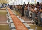 Le record de la pizza la plus longue est battu  - La Margherita la plus longue du Monde