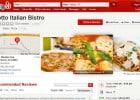 Le restaurant qui réclamait des avis négatifs  - Page Yelp de Botto Bistro