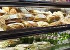 Le succès de la vente à emporter  - Sandwiches, salades, boisson en libre service