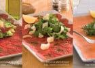 Le top des 10 endroits où déguster du carpaccio  - Carpaccio de boeuf et carpaccio de saumon