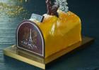 Les bûches de Noël sont arrivées chez Paul  - LA BÛCHE PASSION CHOCOLAT