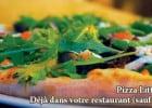 Les burgers et pizzas maison du Rocher des Pirates  - La pizza Little Kebab