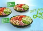 Les meilleurs menus salade de cet été  - Les salades de Subway