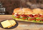 Les nouveautés de l'hiver chez Subway  - Sub Raclette