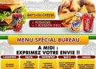 Les nouveaux menus Italian Meal  - Menus déjeuner à livrer au bureau