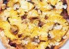 Les pizzas Nutella de Mister Pizza  - Mariage du Nutella et de l'ananas