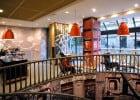 Les raisons du succès français de Mc Donald's  - Intérieur d'un restaurant Mc Do