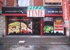 Les tex mex Pizza Time  - Un point de vente Pizza Time
