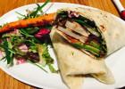 Les wraps chez Nabab Kebab  - Wrap