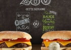 Mc Donald's 280 Original ou Nouveau  - Affiche sur les burgers 280