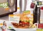 Mc Donald's annonce l'arrivée du nouveau 1955  - Publicité du burger 1955