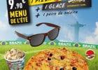 Menu de l'été chez Pizza Bonici  - Menu et pizza de l'été