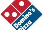Naissance du premier Domino's Drive européen !  - Logo Domino's Pizza