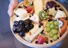 Ne pas vouloir partager son assiette, c'est naturel  - Plateau repas