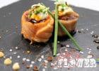 Nina Sushi : vos couleurs préférées en sushis  - Spicy Flower