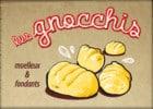 Nooï  et ses Gnocchis de pommes de terre  - Gnocchis