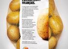 Nouveau coup de com' pour Burger King  - Soutien aux producteurs français de patates