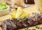 Offre d'été dans les restaurants Campanile  - Brochette d'onglet