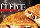 Opération Don Calzone chez Pizza Hut  - Une pizza Don Calzone